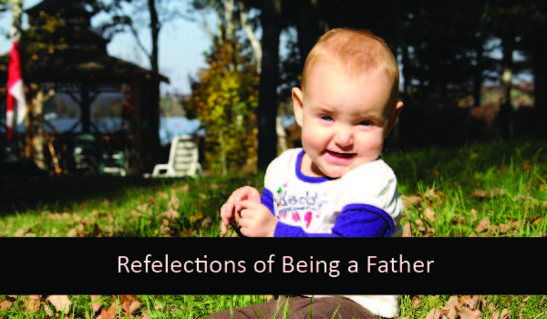 Reflections on being a father