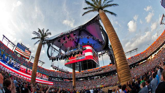 WWE Pushes The Social TV Envelope At Wrestlemania 28