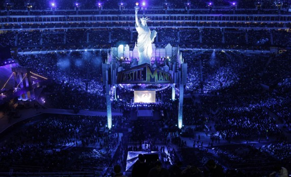 In it's 29th Incarnation the spectacle that is WrestleMania only gets bigger