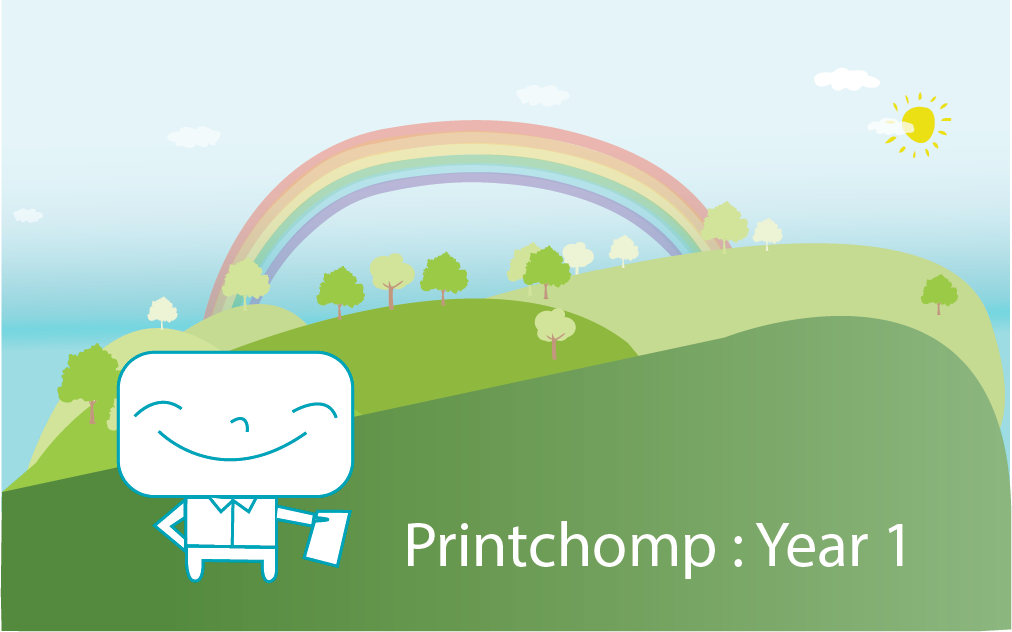 Printchomp: Year 1 – Reflections on the first year